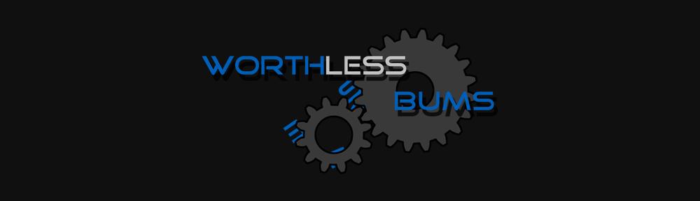 Worthless Bums Logo